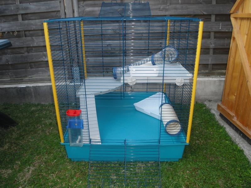 Grande cage pas chér  L79_p810