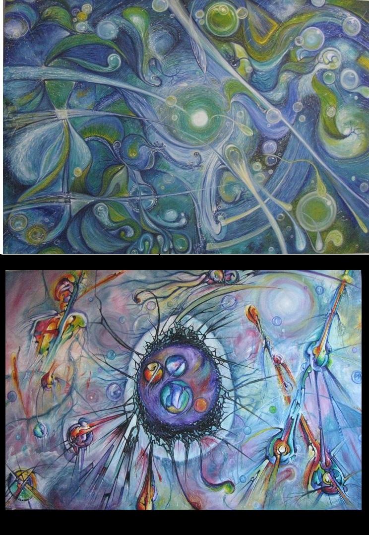 peintures, dessins  - Page 2 100x1410