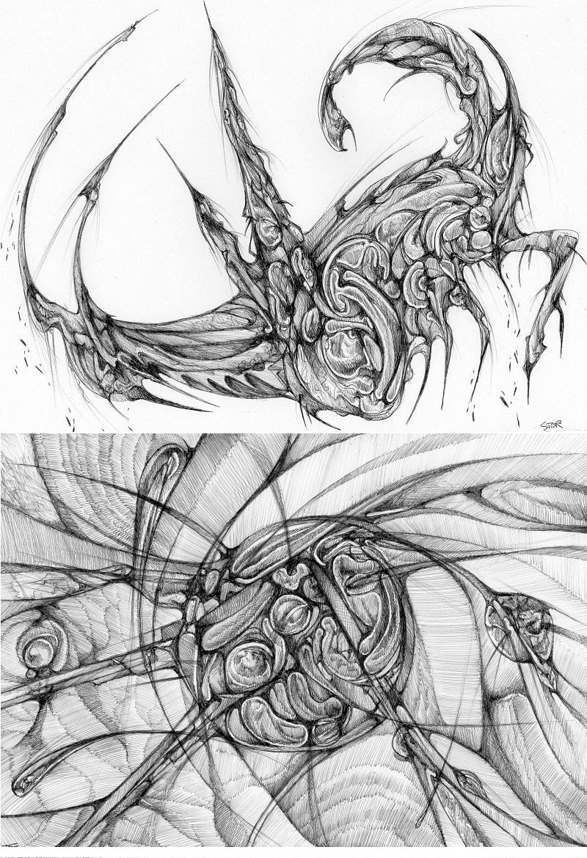 peintures, dessins  - Page 2 Img40610