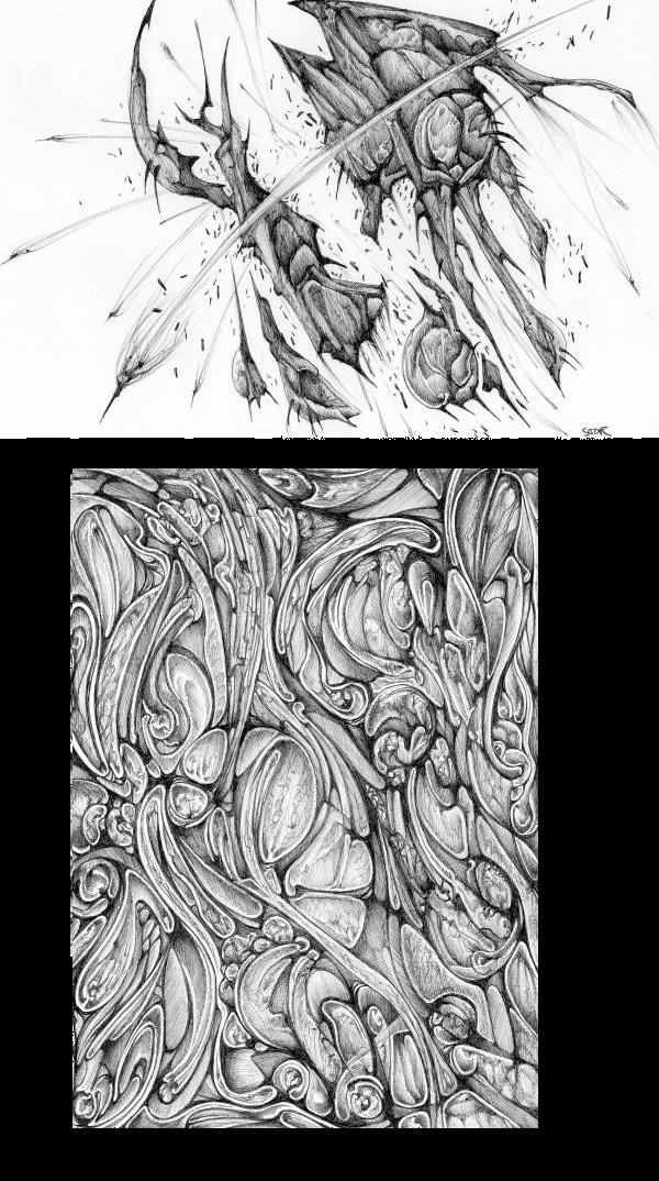 peintures, dessins  - Page 2 Img45510