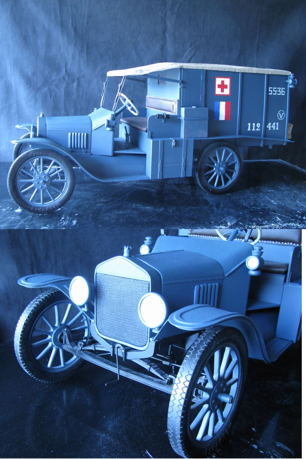 Ford T 1917 - Page 2 Img_1618