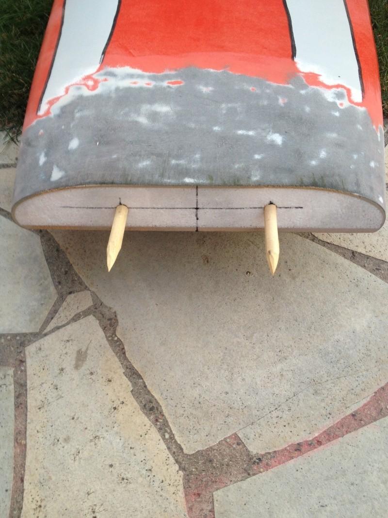 reconditionnement d'une board de slalom sandwich airex carbone (FIN !!) Img_1516