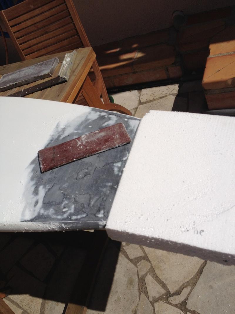 reconditionnement d'une board de slalom sandwich airex carbone (FIN !!) Img_1519