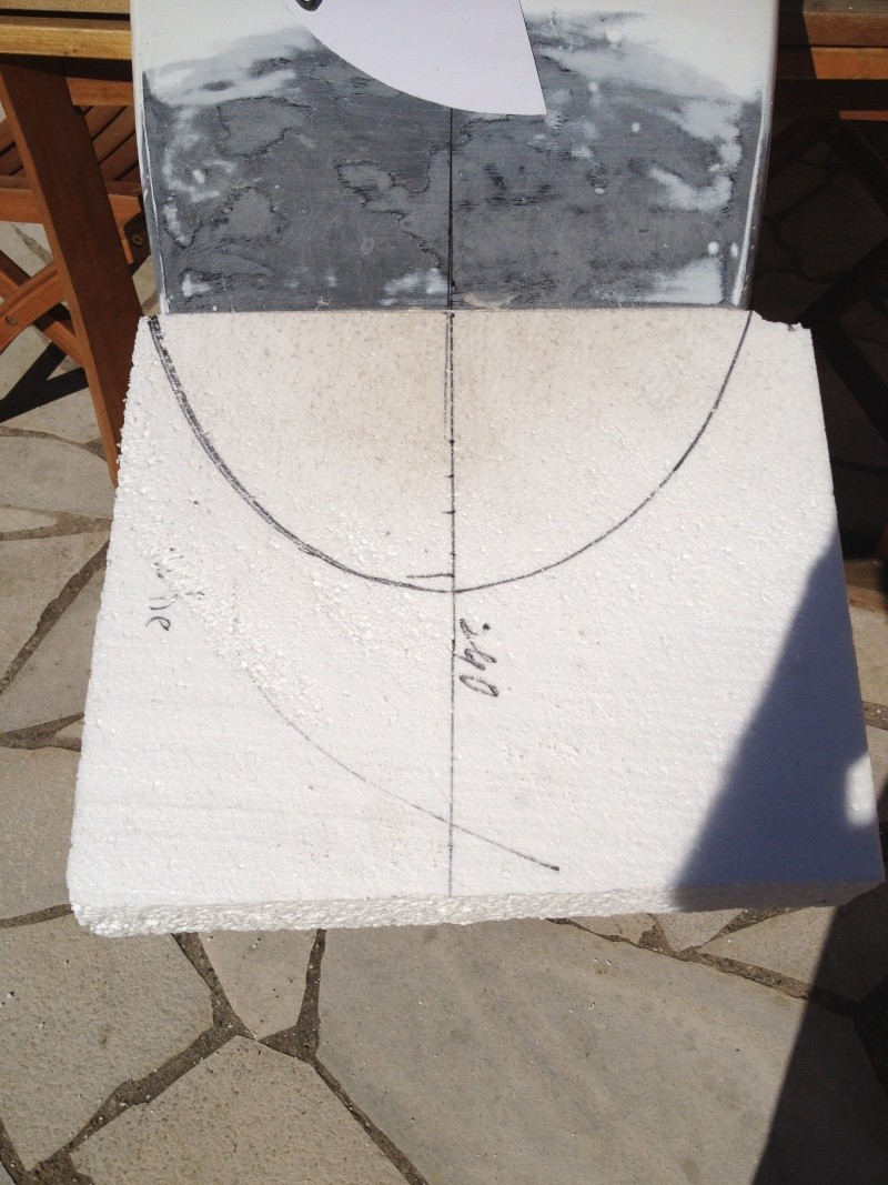 reconditionnement d'une board de slalom sandwich airex carbone (FIN !!) Img_1520