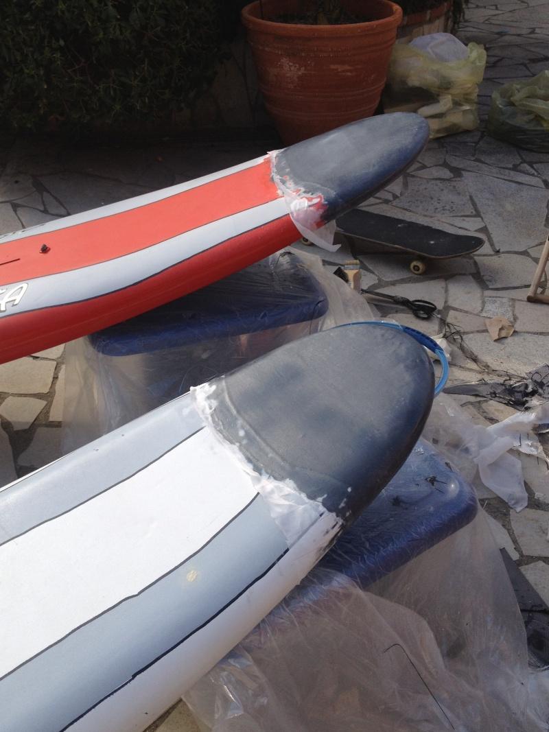 reconditionnement d'une board de slalom sandwich airex carbone (FIN !!) Img_1531
