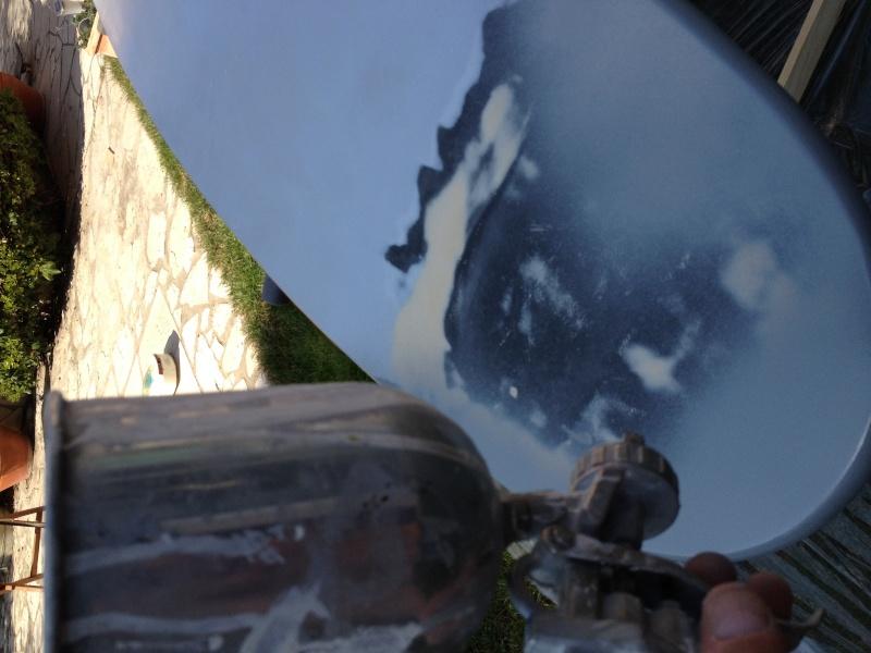 reconditionnement d'une board de slalom sandwich airex carbone (FIN !!) - Page 3 Img_1632