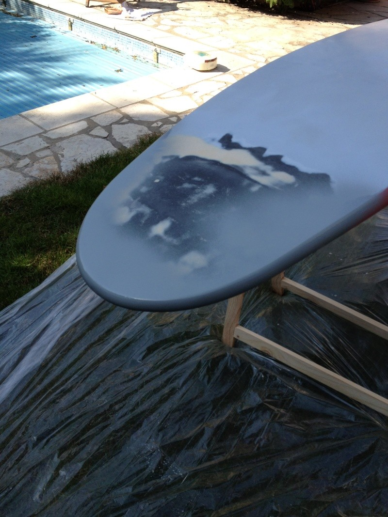 reconditionnement d'une board de slalom sandwich airex carbone (FIN !!) - Page 3 Img_1633