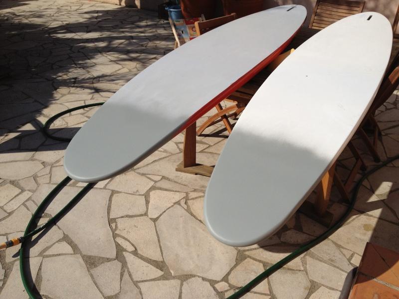 reconditionnement d'une board de slalom sandwich airex carbone (FIN !!) - Page 3 Img_1635