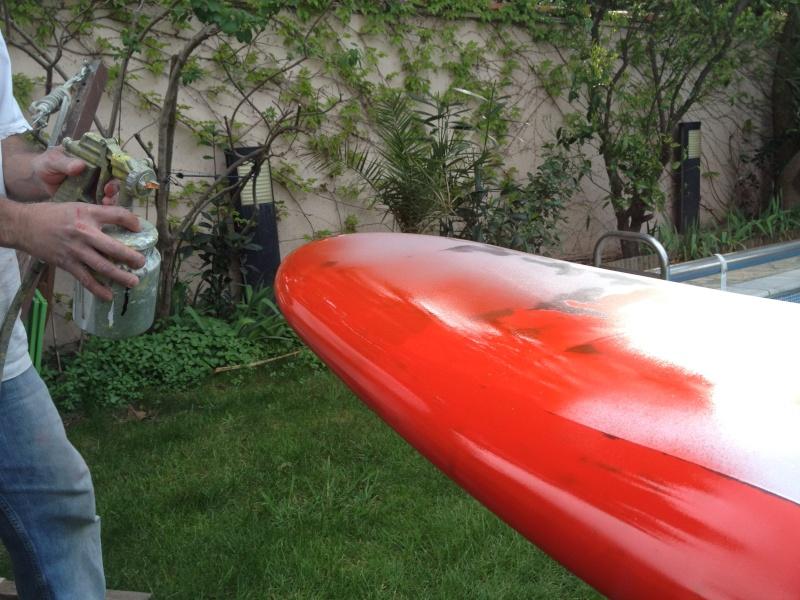 reconditionnement d'une board de slalom sandwich airex carbone (FIN !!) - Page 3 Img_1813