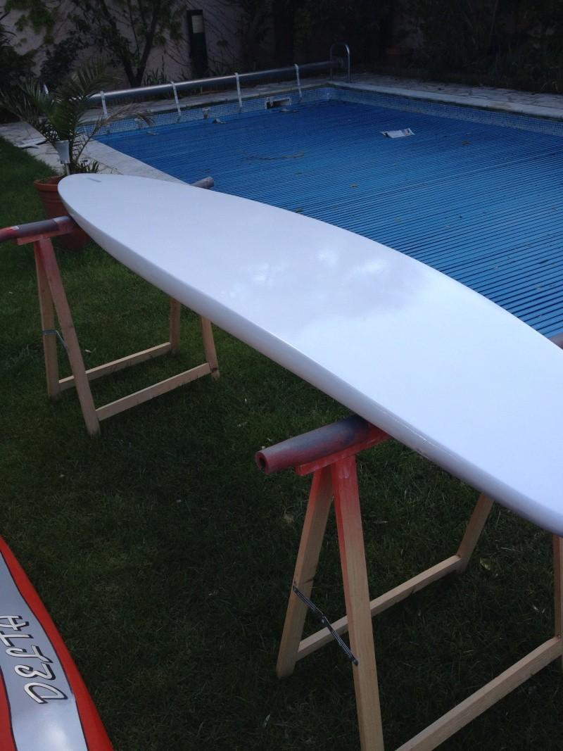 reconditionnement d'une board de slalom sandwich airex carbone (FIN !!) - Page 3 Img_1820