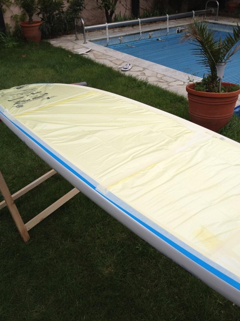 reconditionnement d'une board de slalom sandwich airex carbone (FIN !!) - Page 3 Img_1821