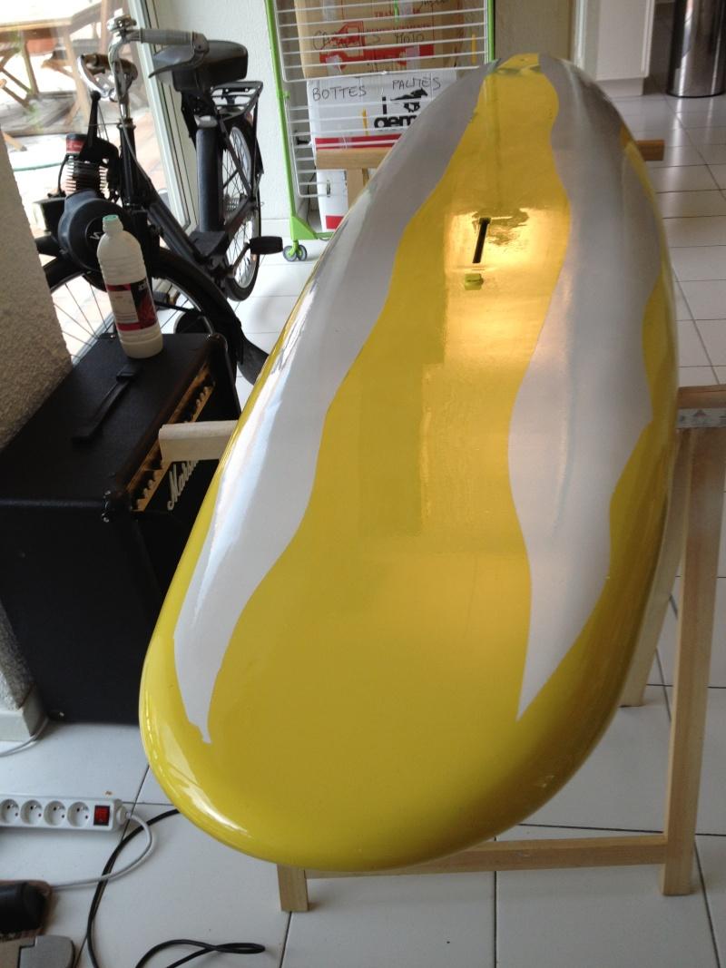 reconditionnement d'une board de slalom sandwich airex carbone (FIN !!) - Page 3 Img_1824