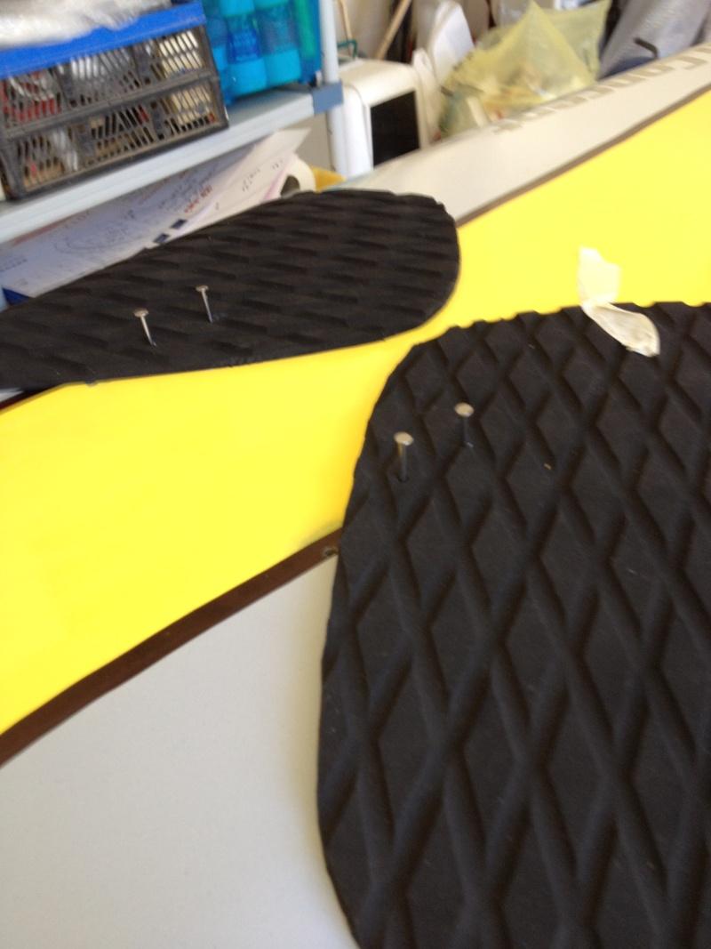 reconditionnement d'une board de slalom sandwich airex carbone (FIN !!) - Page 3 Img_1826
