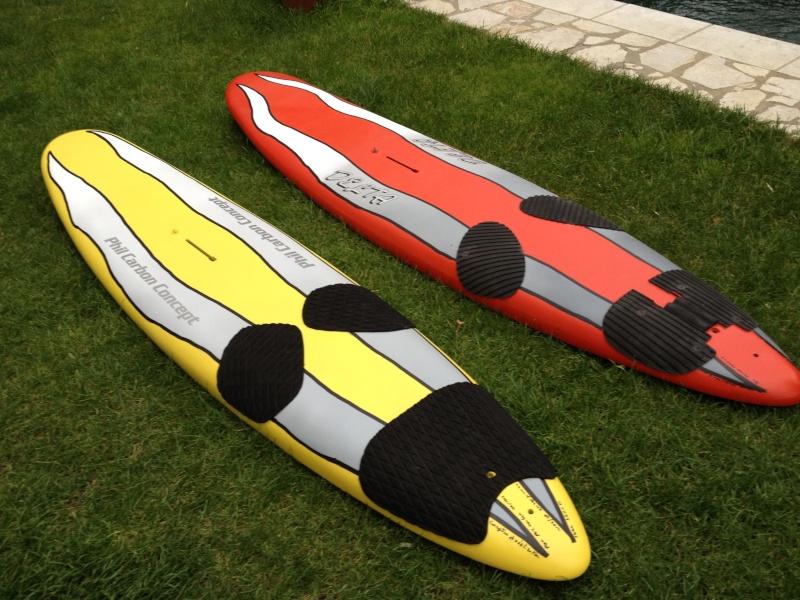 reconditionnement d'une board de slalom sandwich airex carbone (FIN !!) - Page 3 Img_1829