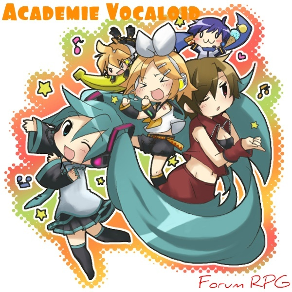 Académie Vocaloid