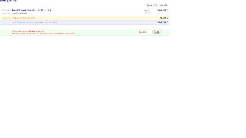 Remise partenaire déductible en ligne sur euro4x4parts.com! - Page 2 Wolf10