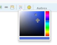 Ajouter un sélecteur de couleur Adadaz12