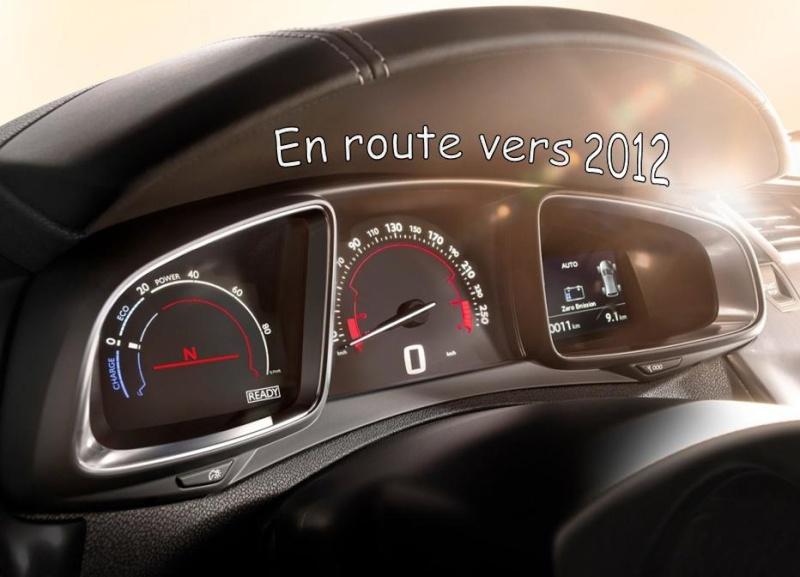 [VOEUX 2012] Nouvel an de Citroën dans le monde... 201210