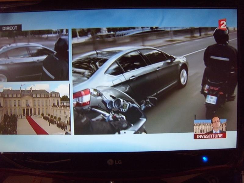 [EVENEMENT] La DS 5, voiture présidentielle - Page 5 Dscn2661