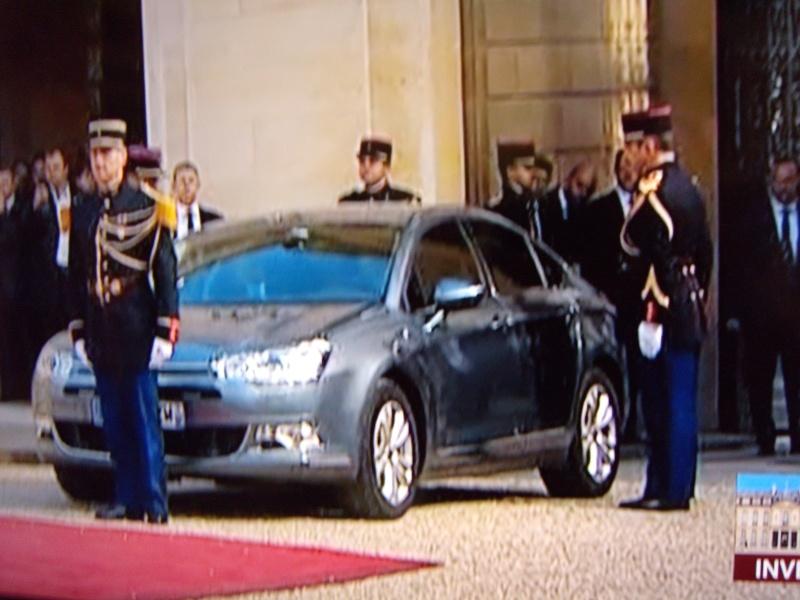 [EVENEMENT] La DS 5, voiture présidentielle - Page 5 Dscn2662