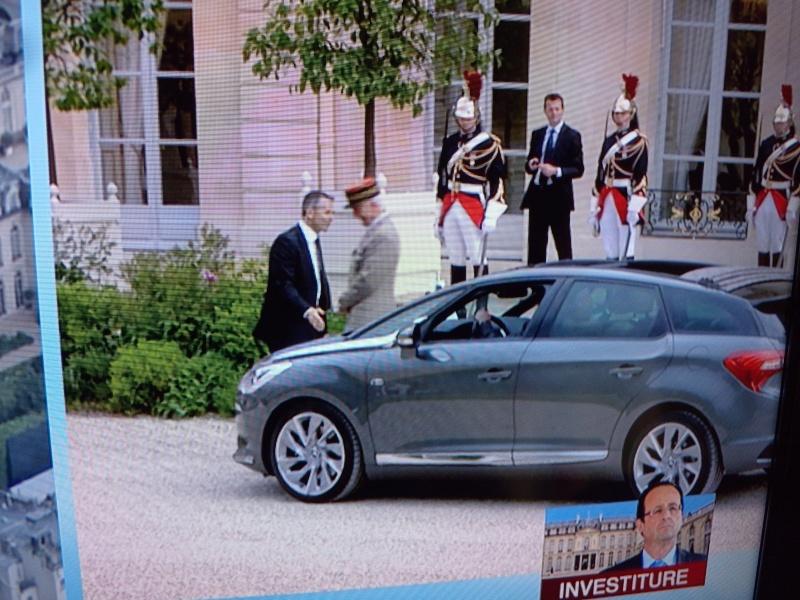 [EVENEMENT] La DS 5, voiture présidentielle - Page 5 Dscn2711