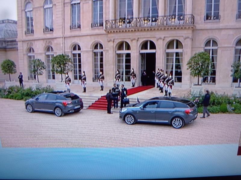 [EVENEMENT] La DS 5, voiture présidentielle - Page 5 Dscn2712