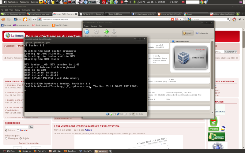 VIRTUAL BOX ubuntu 10.04 & Windows XP Virtua10