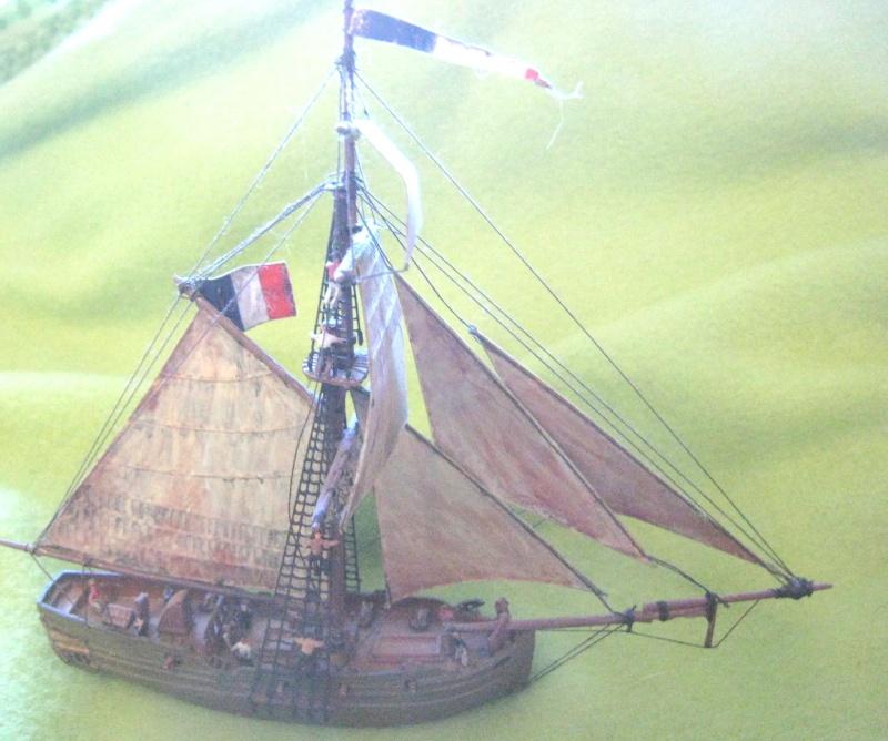 Dutch Gun Boat 1/300th Dgb210