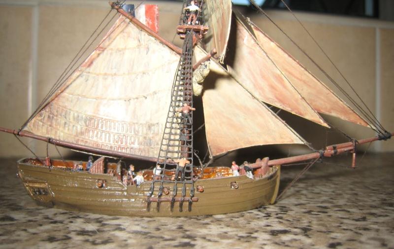 Dutch Gun Boat 1/300th Dutch_11