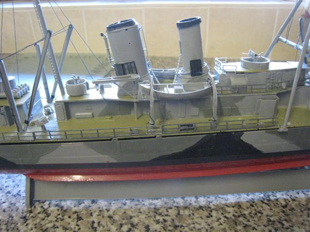 HMS ADVENTURE Funnel10