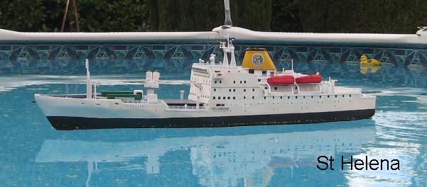 Pride of Bilbao v RMS St Helena Img_0511