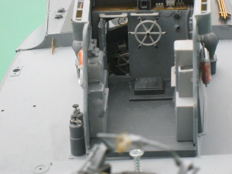 MTB Vosper 1:35 Wheelh12