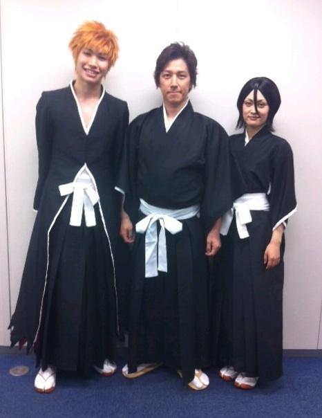 Shinsei Rock Bleach Musical: Reprise! Rockbl10