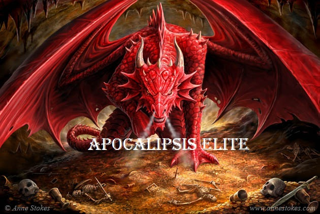 APOCALIPSIS ELITE - DRAGONES DE ATLANTIS
