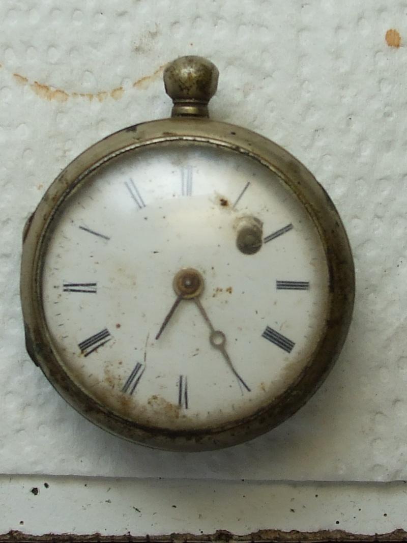 Remise en état d'une montre à verge. Dscf3919