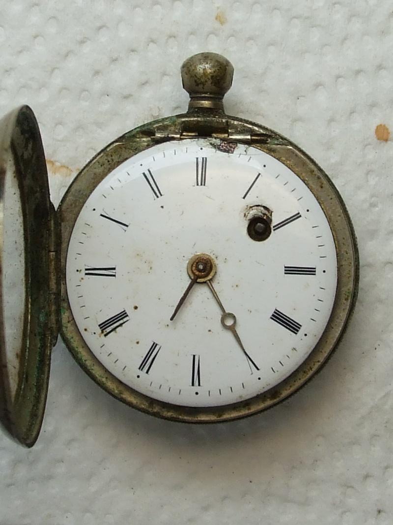 Remise en état d'une montre à verge. Dscf3920