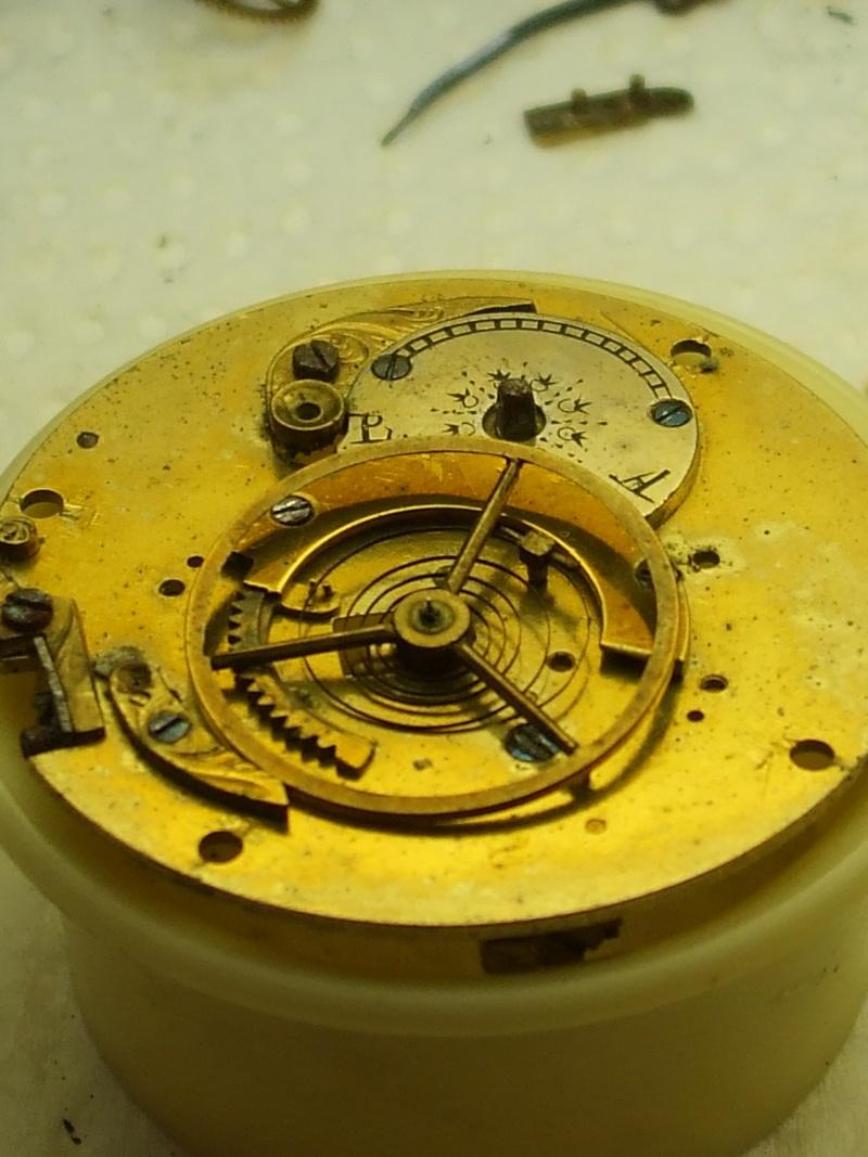 Remise en état d'une montre à verge. Dscf3926