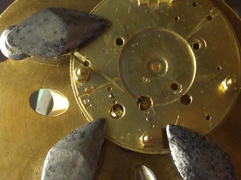 Remise en état d'une montre à verge. Dscf4031