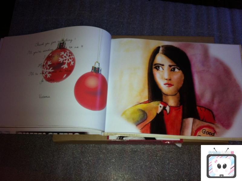 |Projet| Christmas Fantasy Christ21