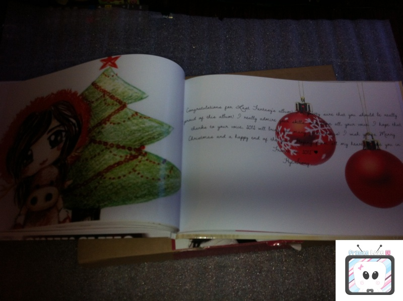 |Projet| Christmas Fantasy Christ28