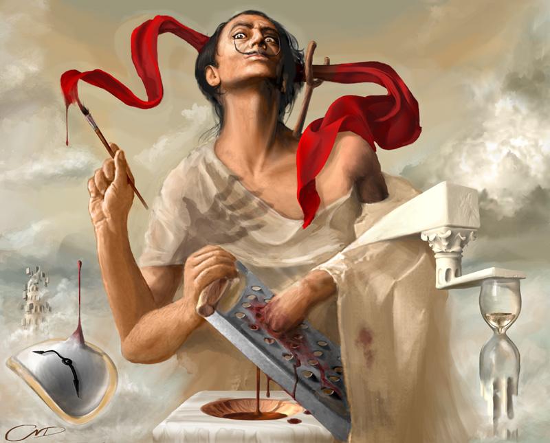 Les oeuvres picturales que vous aimez Dali2s10