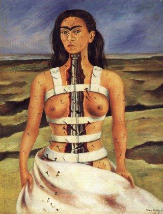 Les oeuvres picturales que vous aimez Frida011