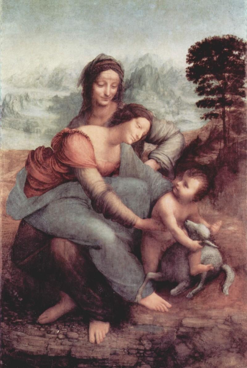 Les oeuvres picturales que vous aimez Vinci_10