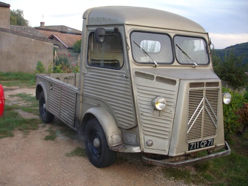 Présentation : Type H pick up 1961 Dsc00013