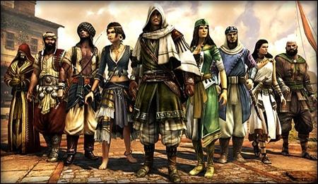 La Beta Multijugador de Assassin's Creed Revelations ya está disponible para todos los usuarios de PlayStation Network Member10