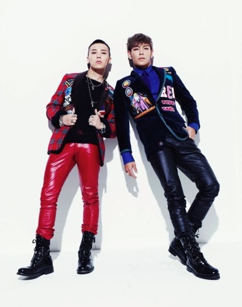 """[NEWS]GD&TOP: """"Our concept is FREEDOM!"""" Tumblr11"""
