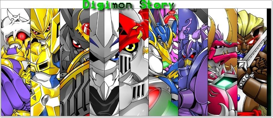 DRPG:Digimon Chaos