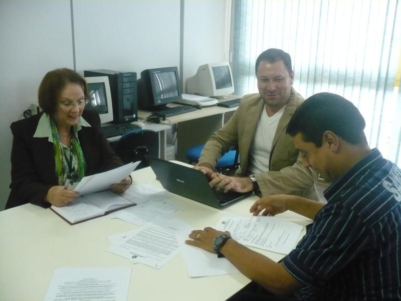 Centro de Apoio para Educação a Distância de São Francisco de Paula,  da Universidade Aberta do Brasil,  recebe avaliadores do MEC  Nova_i14