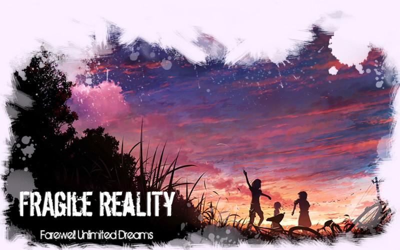 FR: Farewell unlimited dreams