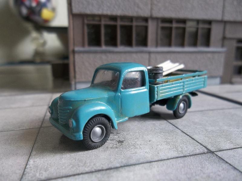 Modelle vom Senior 18010